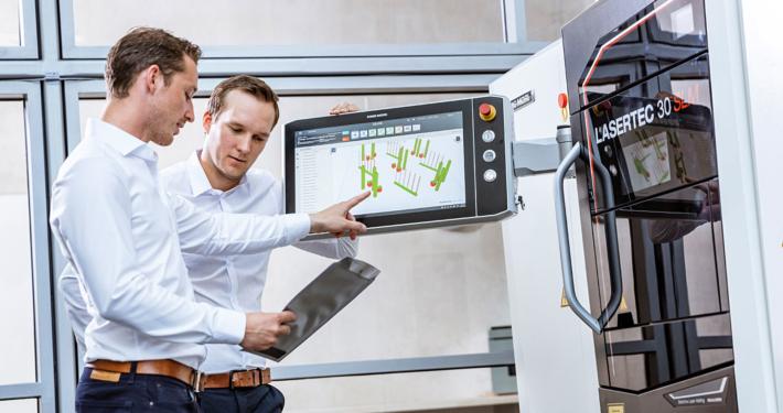 3D-Druck und Additive Fertigung in Lüneburg