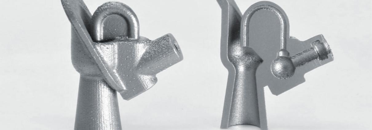 Additive Serienfertigung von Einspritzdüsen