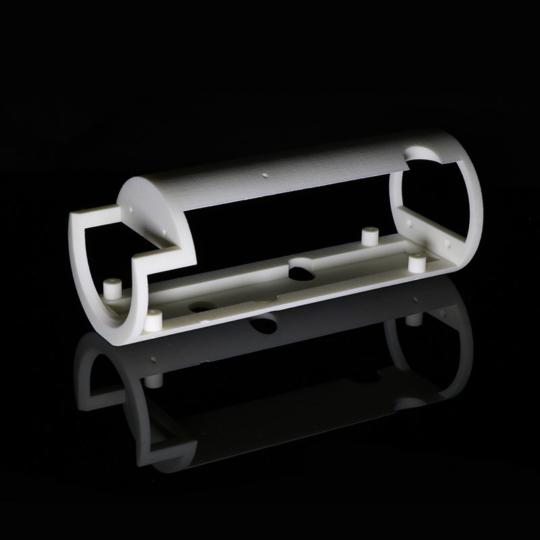 Fertigungsgerechte Konstruktion und 3D-Druck einer Tiefseesensor-Halterung