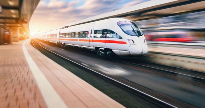 Durch die bedarfsgerechte Additive Fertigung ergeben sich für die Bahnindustrie enorme Potentiale Gechäftsprozesse zu verbessern und Gewinne zu steigern