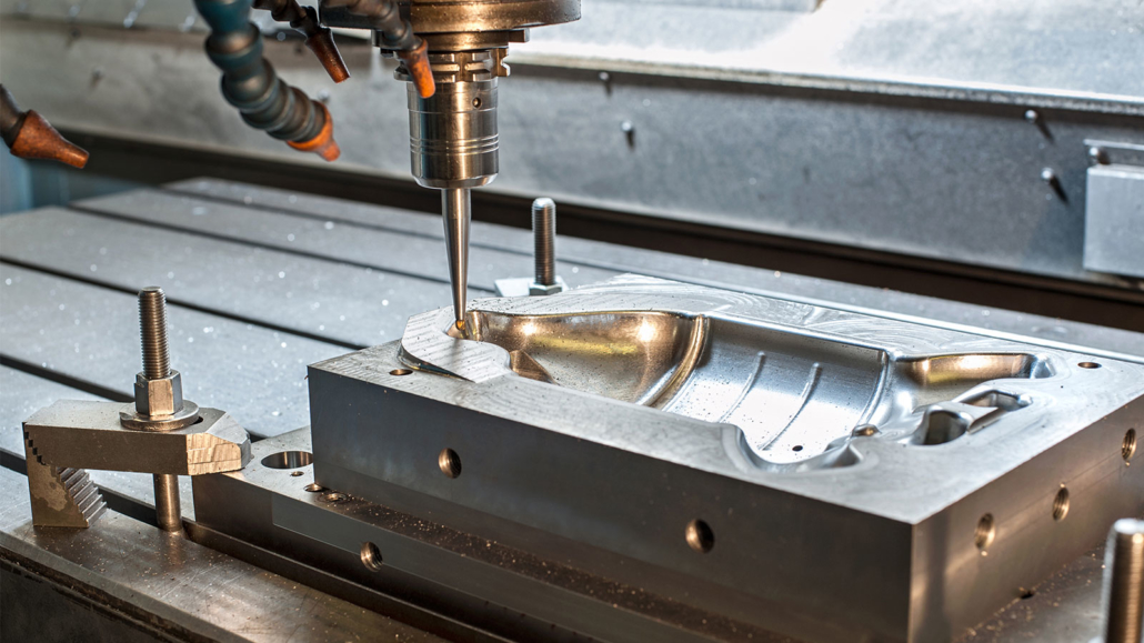 Durch das Innovationspotential im 3D-Druck verschieben sich die Grenzen für den Werkzeug- und Formenbau