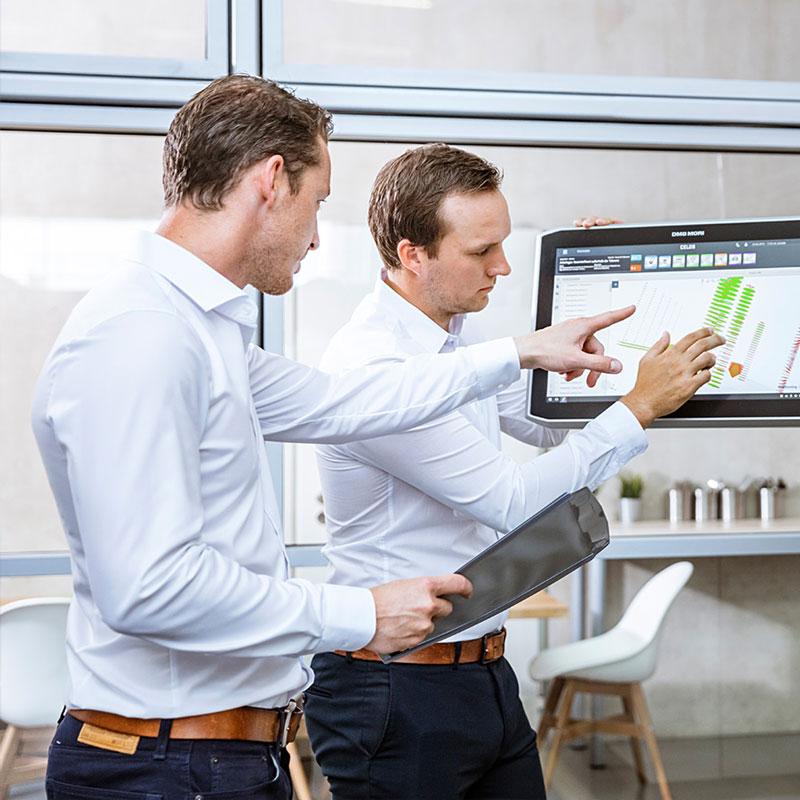 Als verfahrens- und herstellerunabhängiges Unternehmen findet Bionic Production die beste Lösung für Ihre Anwendung im industriellen 3D-Druck