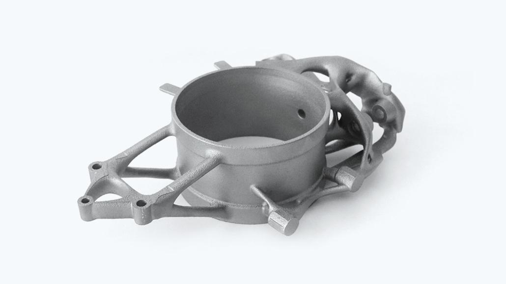Bionic Production fertigt Ihre Prototypen, Einzel-, Ersatz- und Serienbauteile im industriellen 3D-Druck