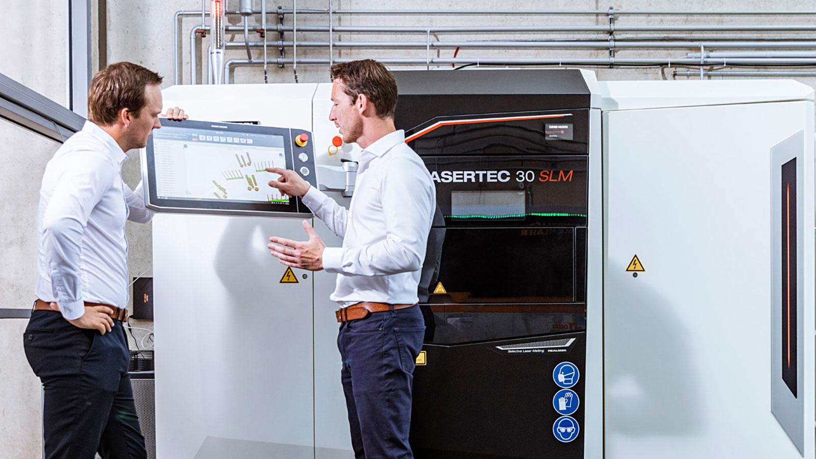 Mit tiefgreifendem ingenieurwissenschaftlichem Know-How entwickelt Bionic Production sowohl innovative und effiziente Produkte als auch neue Geschäftsmodelle und Lösungen.